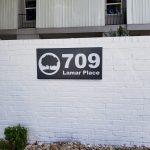 North Houston Address Signs Lamar Oaks Address Sign 150x150