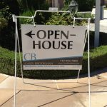 North Houston Real Estate Signs real estate sidewalk sign 150x150